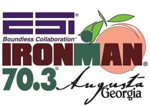 Augusta 70.3 Half Ironman logo