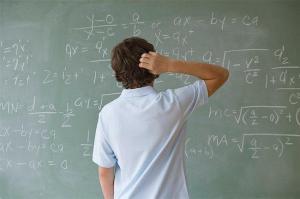 failing high school math